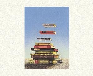 Fanny Brennan-Floating Books
