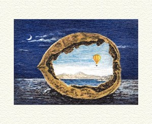 Fanny Brennan-Balloon Moon