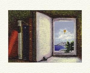 Fanny Brennan-Open Book