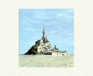 Fanny Brennan-Mont St Michel