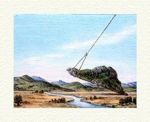 Fanny Brennan-Mountain Lift