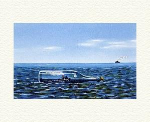Fanny Brennan-Tugboat Afloat