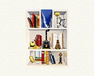 Fanny Brennan-Nadines Bookcase