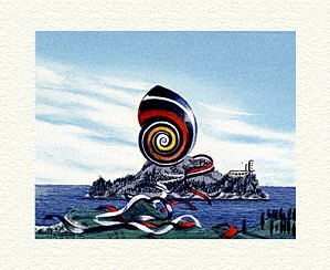 Fanny Brennan-Ribbon Snail