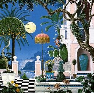 John Kiraly-Positano Moon