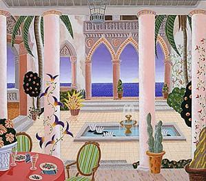 Thomas McKnight-Villa Flora