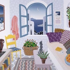 Thomas McKnight-Chora Room