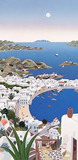 Thomas McKnight-Mykonos Horizons