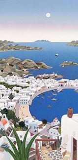 Thomas McKnight-Mykonos Horizons