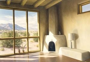 Lorna Patrick-Desert View
