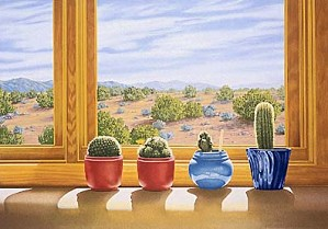 Lorna Patrick-Cactus