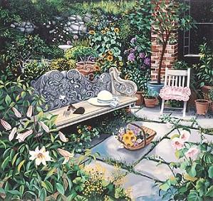 Susan Rios-The Gardener