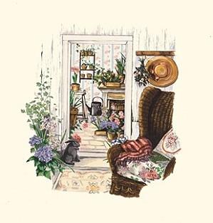 Susan Rios-Plant Tending Day
