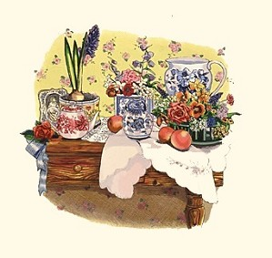 Susan Rios-Gardeners Table