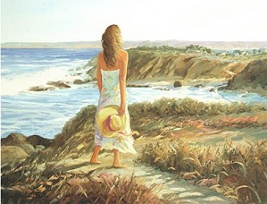 Robert Williams-Reflections Of Summer