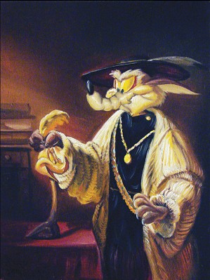 Glen Tarnowski-Coyote Philosophus