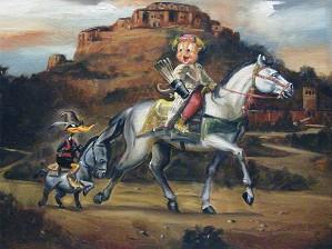 Glen Tarnowski-Piglish Rider