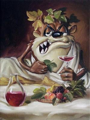 Glen Tarnowski-Bacchus: The Devil's Wine
