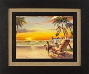 Glen Tarnowski-Overtime Framed