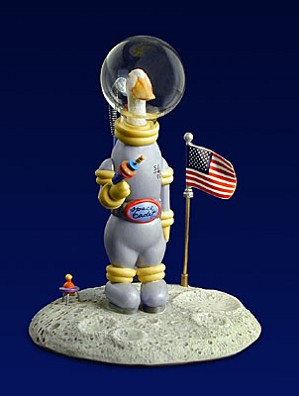 Will Bullas-Space Cadet Porcelain