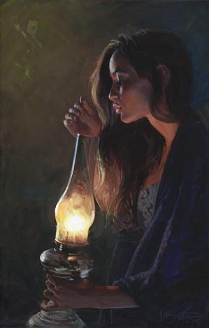 John Buxton-First Breath of Dawn