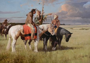 Z.S.  Liang-In Quest of the Cree