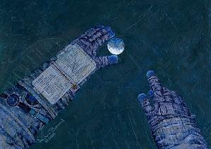 Alan Bean-Our World at My Fingertips