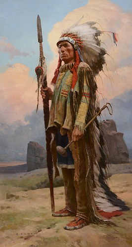 Z.S.  Liang-Pride of the Lakota