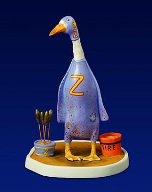 Will Bullas-Zippo The Fire-Eater