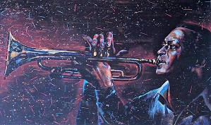Gilbert Young-Color of Jazz