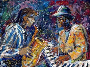 Gilbert Young-JAZZIN' IN THE PARK - ALEX BUGNON
