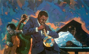 Gilbert Young-New Orleans Jazz