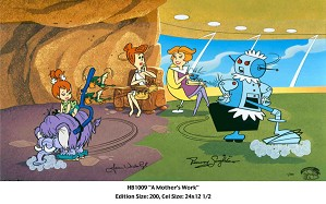 Hanna & Barbera-A Mother's Work