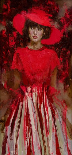 Irene Sheri-All About Red