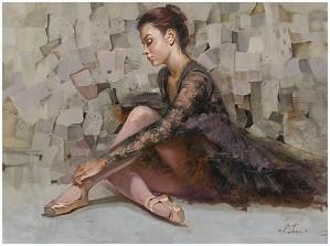 Irene Sheri-Elegance in Black