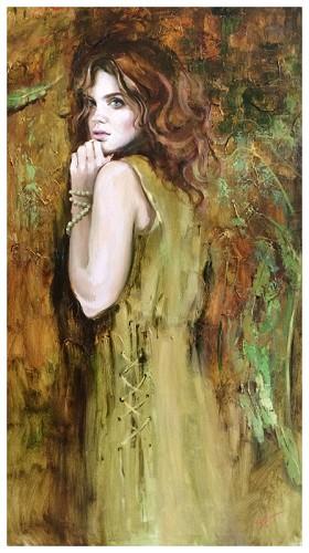 Irene Sheri-Green Eyes