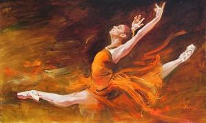 Irene Sheri-Hot Jump