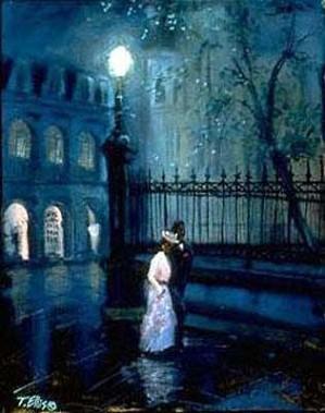 Ted Ellis-Midnight Stroll