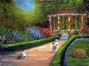 Ted Ellis-Springtime