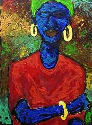 Ted Ellis-Blue Mystic