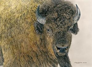 Judy Larson-Slow Bull