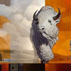Craig Kosak-White Bison of the East