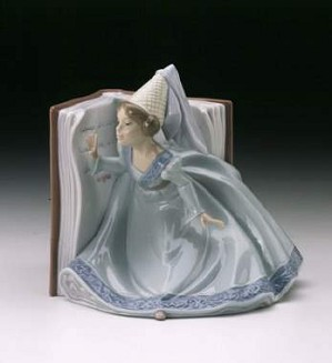 Lladro-A Fairy Tale Princess