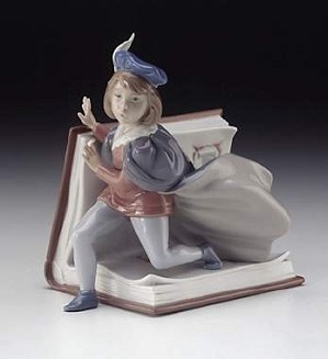 Lladro-A Fairy Tale Prince 2001-02