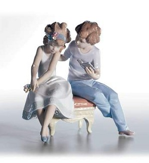 Lladro-A Poem For My Girl
