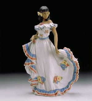 Lladro-Dance Of Joy