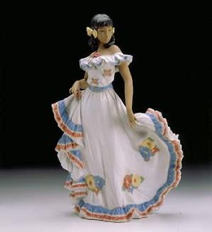 Lladro-Dance Of Joy