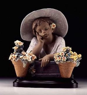 Lladro-My Special Garden