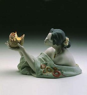 Lladro-Evening Light