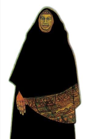 Charles Bibbs-Mystic Woman - Hand Enhanced Giclee
